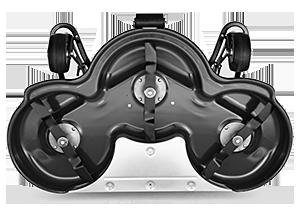 Žací ústrojí pro rider P524