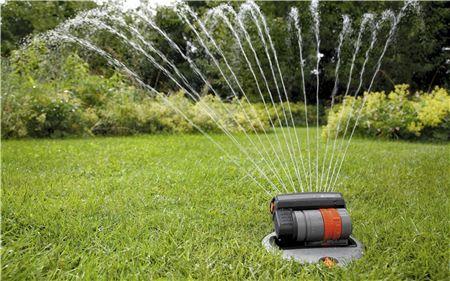 Zavlažovací systém Sprinkler